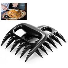 2PCs New Best Meat Bear Handler Claw BBQ Forks Shredding Pulling Grill Tools
