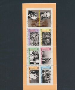 XC76757 France 1999 photography art XL booklet MNH