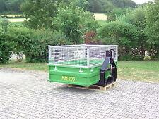Heckcontainer, Kippmulde, Traktor, Schlepper, KM 200