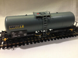 "Electrotren Wagon Trémie SNCF ""MILLET"" HO 5829 K"