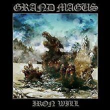 Iron Will von Grand Magus | CD | Zustand gut