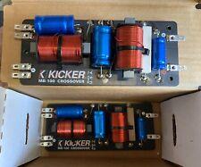 New PAIR Old School Kicker MB-100 Crossovers,rare,NOS,NIB,vintage,