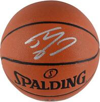 Spalding Shaquille O'Neal Los Angeles Lakers Signed Indoor/Outdoor Basketball