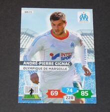 GIGNAC APG OLYMPIQUE MARSEILLE OM FOOTBALL ADRENALYN CARD PANINI 2013-2014