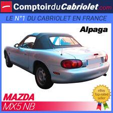 Capote Mazda MX5 NB cabriolet (1998 - 2005) - Toile Alpaga Stayfast®