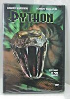 Python Sixty Feet Of Pure Terror ~ Casper Van Dien, Robert Englund DVD