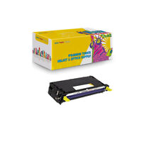 Compatible Toner Cartridge 106R01394 Yellow for Xerox Phaser 6280