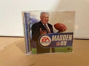 Madden NFL 99 PC