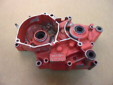 81' HONDA CR80 CR80R ELSINORE / OEM LEFT ENGINE MOTOR CRANK CASE