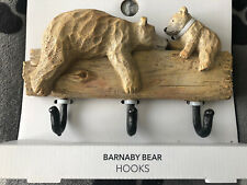 Next Barnaby Bear Wall Hook Hanger