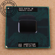 Intel Core 2 Duo T9600 - 2.8GHz (BX80576T9600) SLB47 SLG9F CPU Prozessor 1066MHz
