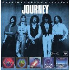 Journey - Álbum Original Classics Nuevo 5X CD