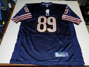 """#89 MIKE DITKA REEBOK ONFIELD PLAYER  JERSEY MENS SZ 52"""" CHEST NWT"""