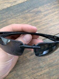 Maui Jim Kanaha RX MJ Sport 909 02 Black Sunglasses SELLING FOR FRAME 61 15 G37