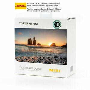 NiSi V6 100mm Filter Kit Starter Plus kitThird Generation III with Landscape CPL