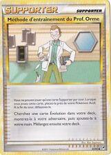Méthode d'entrainement du Prof. Orme-L'Appel des Légen-82/95-Carte Pokemon Neuve