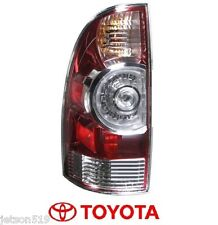 Toyota Tacoma Left Rear Driver Side Tail Light Taillight LED Genuine OEM OE