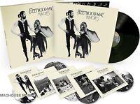 FLEETWOOD MAC 4 x CD + LP + DVD Rumours BOX SET 2013 Sealed 35th Anniversary