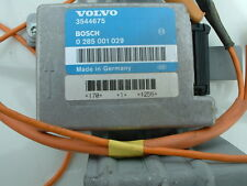 Volvo air bag control module from 1992 960 Bosch 0285 001 029 with wireing/mount