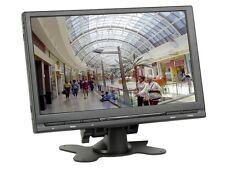 "ECRAN MONITEUR TFT-LCD 9"" + TELECOMMANDE ET HAUT-PARLEURS INTEGRES - 16:9 / 4:3"