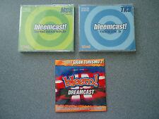 Bleemcast Dreamcast Bundle: Metal Gear Solid, Tekken 3 & Gran Turismo 2 New