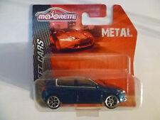 PEUGEOT 308 GT ech 1/58  MAJORETTE  métal  neuf   blister non ouvert