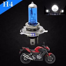 H4 1pc Xenon Halogen Light Lamp Bulb Bright White 5000K 100/90w Bike Motorcycle