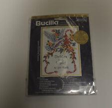 BUCILLA COUNTED CROSS STITCH KIT Wedding Memories #42013