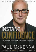 Instant Confidence by Paul McKenna (Paperback, 2006)