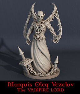 Vampire Lord (1) - Roleplay resin miniatures PYM