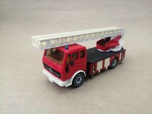 Vintage Siku 2819 DL30 Mercedes Fire Engine - Diecast Model