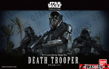 Death Trooper Star Wars Rogue One Scale 1/12 Plastic Model Bandai Japan
