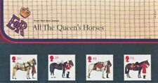 "1997 ""All the Queens Horses"" Presentation Pack"