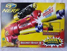 Nerf Gun Secret Shot II Air Jet Power VTG 1998 New In Box RARE