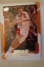 "NBA CARD - Upper Deck - ""MVP Series"" - Andrea Bargnani - Raptors"