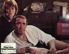 ANNIE GIRARDOT IL FAUT VIVRE DANGEREUSEMENT 1975 PHOTO D'EXPLOITATION #7