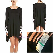 NWT L TOMMY BAHAMA Hi-Low Beach Swimsuit Cover Up Sweater Dress Tunic Top $118