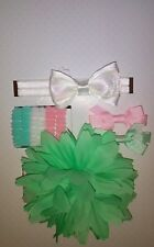 Baby Hair Accessories 10 Pcs set
