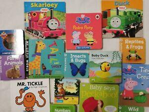 Mega Bundle 19 x Baby Books