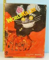 WorldKiller: The Game of Planetary Assault SPI 1980 Punched