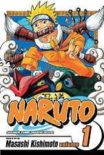 Naruto volume 1, Masashi Kishimoto Paperback Book