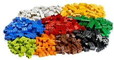 Lego Deluxe Bulk Lot of 200 Mixed Building Brick Pieces in Assorted Colors