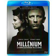 """Blu-ray """"Millénium - Les hommes qui n'aimaient pas les femmes"""" Neuf sous blister"""