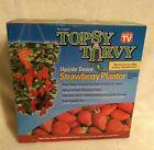 Topsy Turvy Upside Down Strawberry Planter New in Box