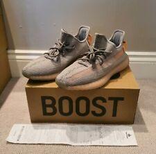 Adidas Yeezy Boost 350 V2 True Form Grey Orange Clay TRFRM - UK 9.5 US 10