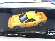 Hommel RS Berlinette 1999 - Jaune - 1/43 IXO VOITURE DIECAST - CLC263