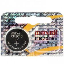 Pilas/Células botones litio CR2032/CR2025/CR2016 de marca MAXELL