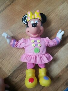 Vintage Musical Notes Minnie Mouse