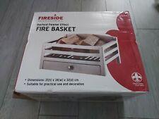 Fire basket  wood burner - Barford - Pewter Effect
