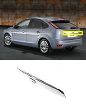 NEW FORD FOCUS 2008-11 REAR TAILGATE BOOT LIFT GATE STRIP HANDLE CHROME 1535947